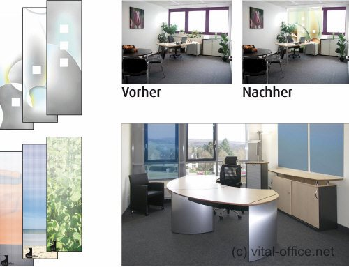 akustikvorhang akustikvorh nge schallabsorbierende fl chenvorh nge mit motivierender ci. Black Bedroom Furniture Sets. Home Design Ideas